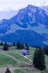 View from Rigi Scheidegg