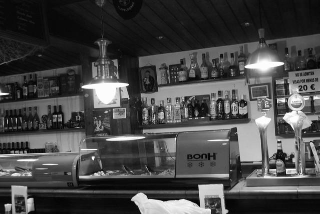 Cal Papi, un resto très agréable de Barceloneta
