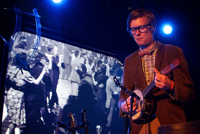 Public Service Broadcasting at Royal Air Force Museum Hendon