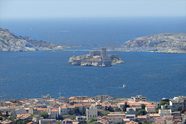 Les îles du Frioul et le Château d'If (Marseille) | Flickr