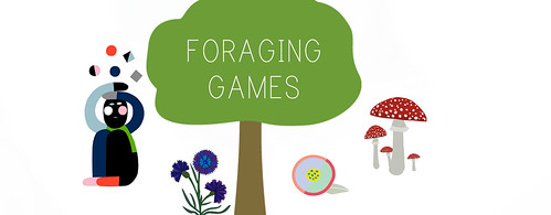 FORAGING GAMES BANNER