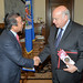 Secretary General Receives President of Institutional Revolutionary Party of Mexico (PRI)