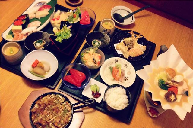 Miraku Japanese Restaurant: My Birthday Celebration Dinner