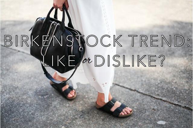 Birkenstock Trend