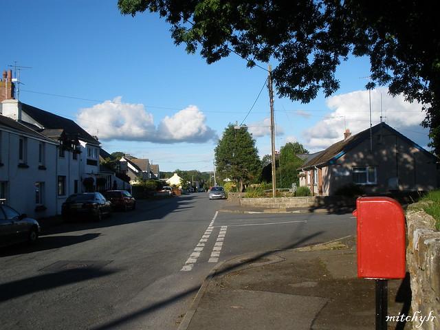 Lamphey Village