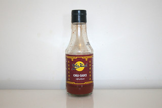 08 - Zutat Chili-Sauce / Ingredient chili sauce