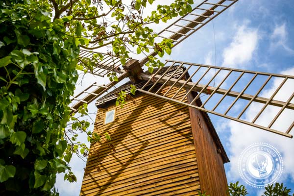Culinary Tours of Paris: A Montmartre Moveable Feast - Windmill