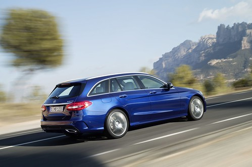 Mercedes-Benz Clase C Estate 2014