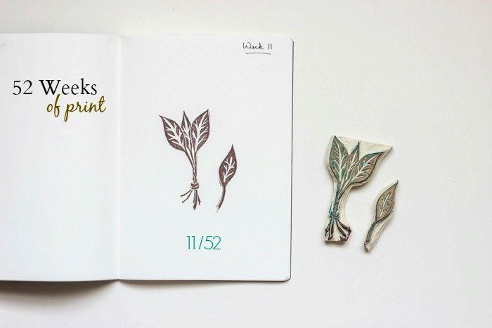 52 Weeks of Print: 11/52