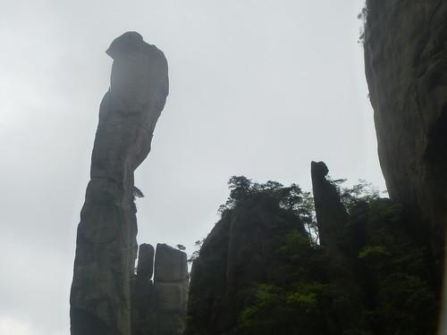 Jiangxi-Sanqing Shan-3 sentier du soleil (112)
