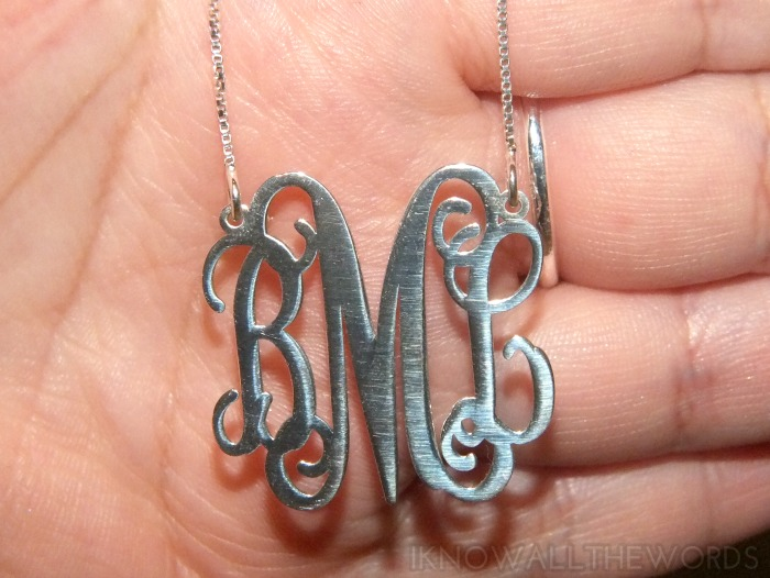 onecklace sterling silver monogram necklace (3)