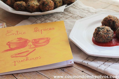 Albóndigas de espinacas www.cocinandoentreolivos (2)