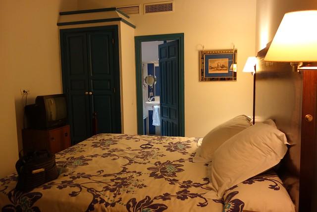 008 - En el hotel
