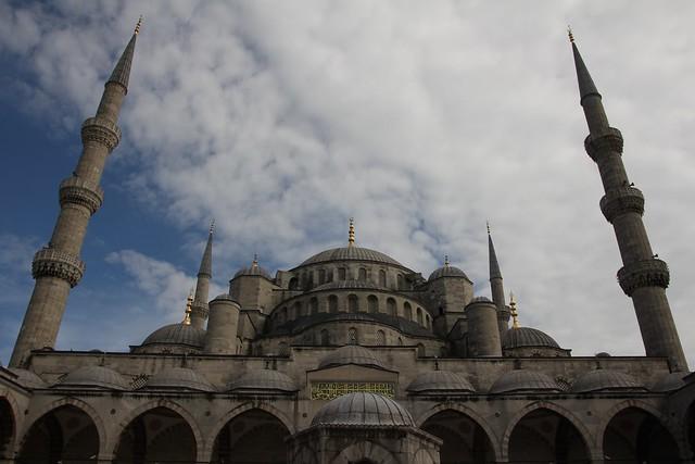 061 - Sultanahmed Camii (Mezquita Azul)