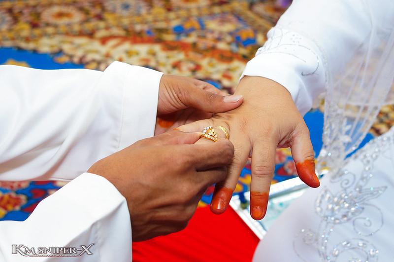 Majlis Akad Nikah Nizam & Fieza