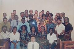 Kwame Payne, Joe Caterson, Kenrick Arthur