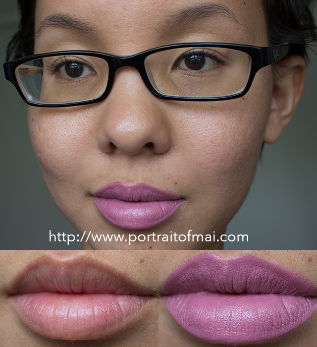 Limnit Lipsticks Swept Away
