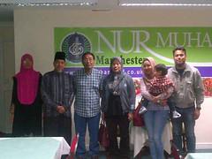En Khairuddin dan keluarga