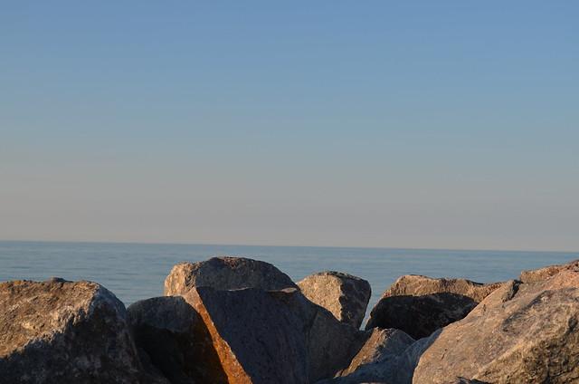 Rocks/Lake