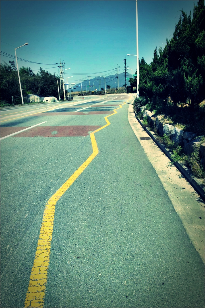 꼬불꼬불-'영산강 자전거 종주 Yeongsan_River_Bike_Riding'