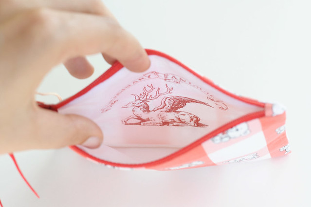 teddy bear's picnic pouch