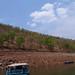 Boat journey in Krishna river