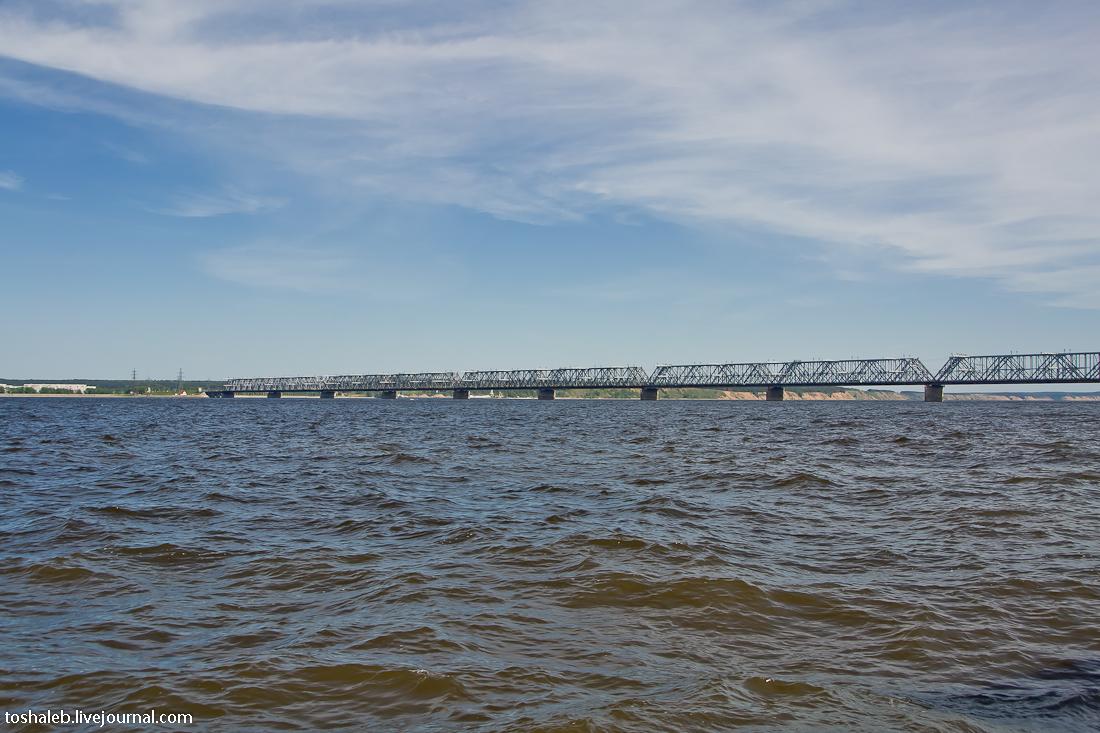 Куйбышевское водохранилище-67