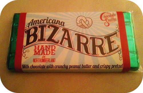 The Chocolate Smiths : Americana Bizarre