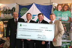 4H Foundation Trustee Check Presentation