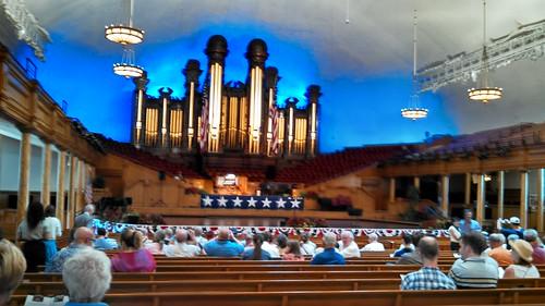 Tabernacle Organ
