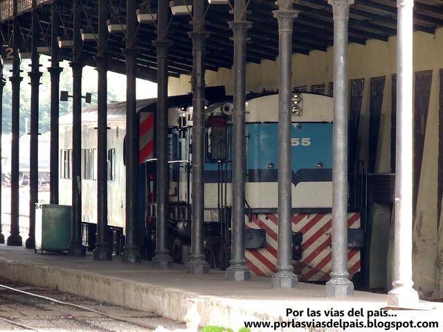 Estación Rosario Norte.