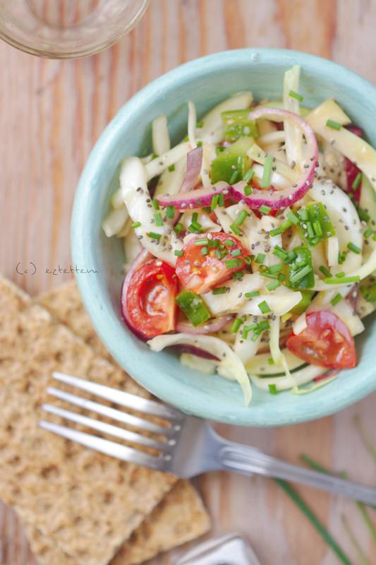 cabbage salad a'la Ebert