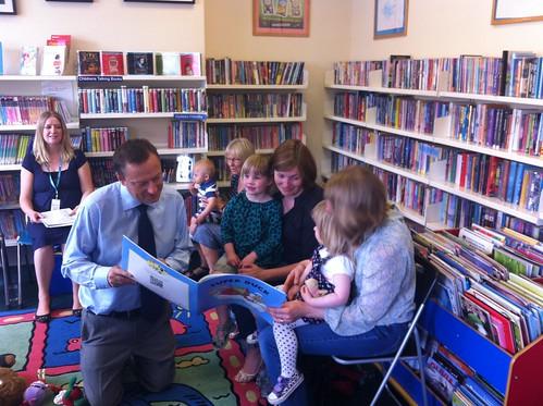 National Bookstart Week