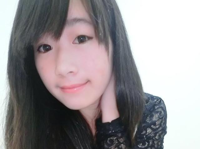 Koobii人氣嚴選73【曙光女中─張筑婷】充滿未來目標的愛貓女孩