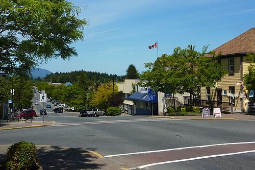 Ladysmith, Vancouver Island, British Columbia, Canada