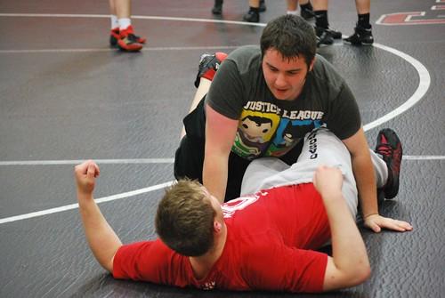 SPORTS - wrestling camp 3
