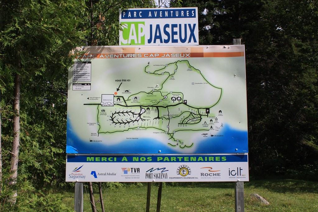 Parc Aventures du Cap Jaseux