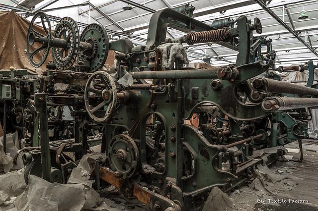Textile Machine from Flickr via Wylio