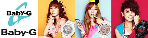 Baby-G Time by geniehour - Casio Baby-G Watches