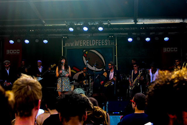 Wereldfeest de Lovaina, Bélgica