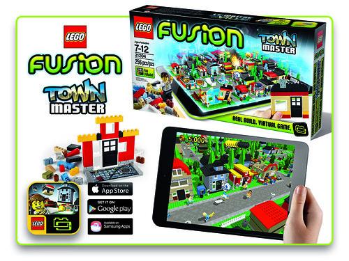 LEGO Fusion: Town Master