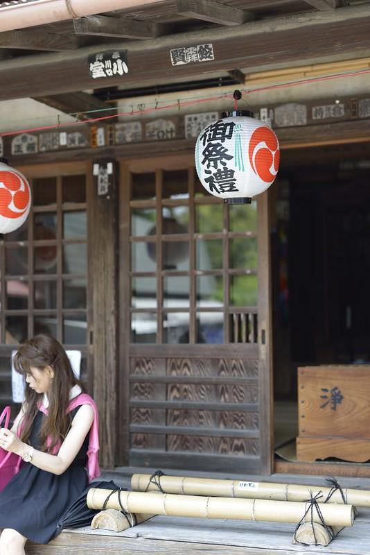 鎌倉極楽寺駅周辺