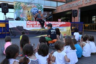 Carles Cuberes a Gavà
