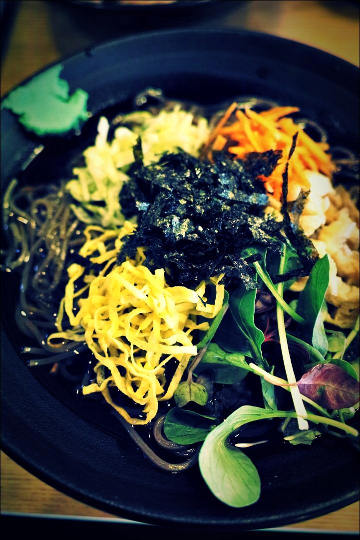 카모메 식당 냉모밀-'장봉도 백패킹 Jangbongdo Backpacking'