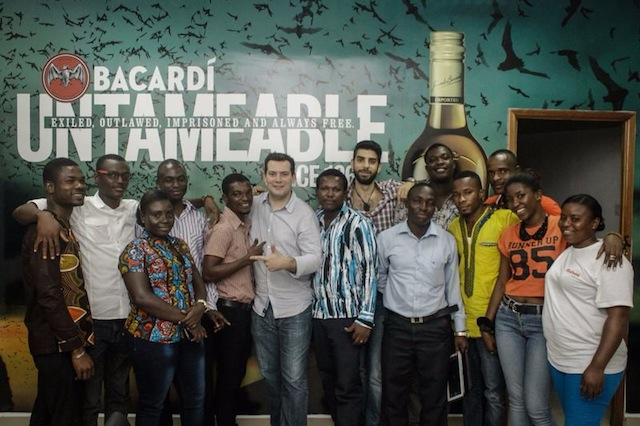 Barcadi Ghana office holds training for Bar Tenders