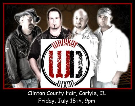 Whiskey Dixon 7-18-14