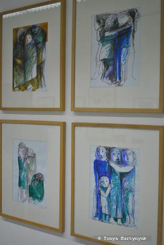 37 - Maria Keil - выставка в Каштелу Бранку