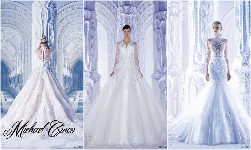 Michael Cinco Wedding Dresses
