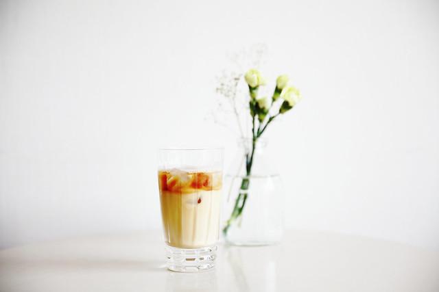 美味しいアイスコーヒー牛乳の作り方・レシピ