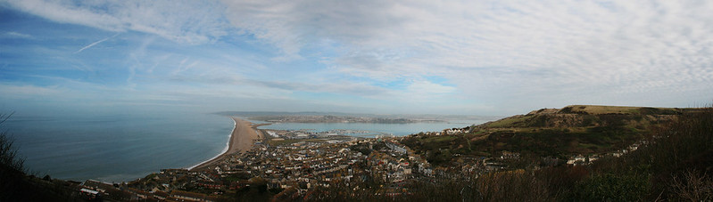 Isle of Portland - Panorama